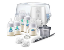 Phillips Avent Anti colic Bottle with AirFree vent Gift Set - SCD397/02