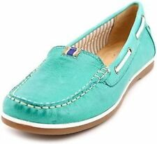Women's 100% Leather Deck Shoes