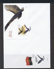 Angola 2003 Birds of Prey/babouins M/S FDC ref:n11350