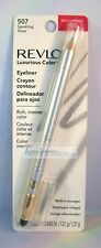 Revlon Eye Liner Luxurious Color Automatic Eyeliner - Sparkling Silver 507