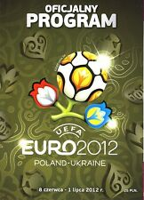 EURO 2012 Official Tournament Brochure - in Polish