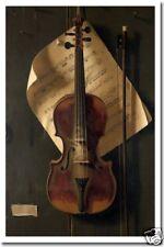Violin Music - String Instrument Art Print NEW POSTER