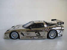 DALE EARNHARDT SR/JR C5-R PLATINUM CORVETTE 1/18 SCALE