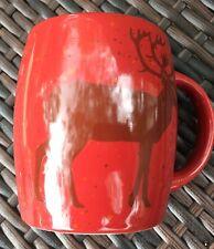 Tim Hortons Limited Edition Coffee Mug Tea Cup #016 2016 Caribou Deer HTF Rare