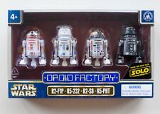 STAR WARS NEW A SOLO STORY USA DISNEY BUILD A DROID R2F1P R5232 R2S8 R5PHT MISB