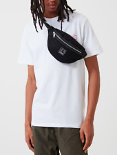 CARHARTT WIP STRATFORD HIP BAG, Black/White