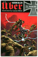 UBER #5, NM-, 2013, War, WWII, Germany, Caanan White, more Avatar in store, Reg