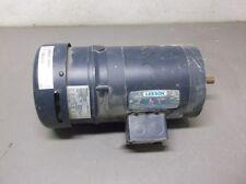 "Used ""Leeson"" Electric Motor C6T17FC111C"