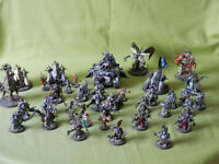 WARHAMMER 40K CHAOS DEATH GUARD ARMY MANY UNITS TO CHOOSE FROM
