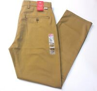 New Men Levi's Caraway/Carmel Straight leg Fit Stretch Chino Pants - 98% Cotton