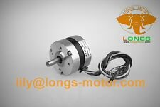 Brushless DC motor 57BL01, 3Phases, 24V,15W, 2500RPM for Car / Peristaltic pump
