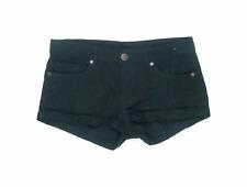 Womens Denim Co Black Shorts Size 8/L1