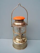 Tilley lamp X246  all brass cage not steel nice condition TL26