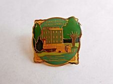 Vintage Mansfield Roller Mill Indiana Souvenir Pin