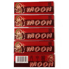 """5×50 sheets 70mm 1.0"""" Moon Year """"Monkey"""" Anniversary Wood Pulp Rolling Papers"""