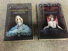 Alice In ZombieLand & The Queen of Zombie Hearts~Gena Showalter~EC~White Rabbit