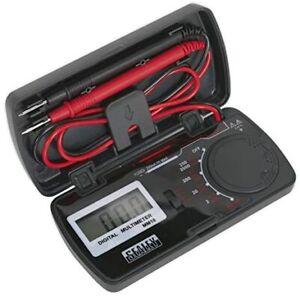 Sealey MM18 Pocket Multimeter DC Current AC DC Voltage Resistance Electrician