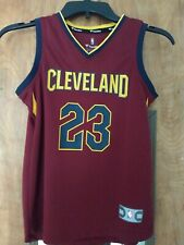 Lebron James Cleveland Cavaliers Cavs Fanatics Kids Jersey Size Youth Small