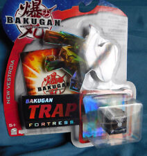 BAKUGAN Battle Brawlers FORTRESS New Vestroia Trap Black Darkus FORTRESS  2009