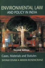 Environmental Law and Policy in India: Cases, Materials and Statutes-ExLibrary
