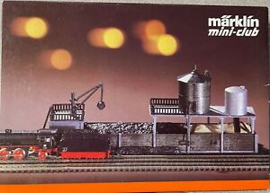 Marklin Mini Club z scale/ Coal Loader Station 8982