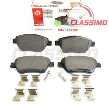 Ferodo Front Brake Pads for VAUXHALL CORSA D Mk 3 - 1.0 1.2 & 1.4 - 2006 to 2014