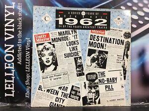 A Series 25 Years Of Rock N Roll 1962 Double LP Album Vinyl YRNRLP62 60's