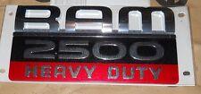 NOS 2007-12 Dodge Ram 2500 Heavy Duty Emblem