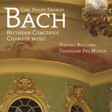 Bagliano - Recorder Concertos-Chamber Music