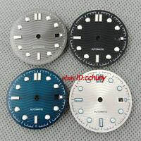 31mm sterile watch Dial Fit ETA 2836/2824 DG2813/3804 Miyota 8215 821A 8205