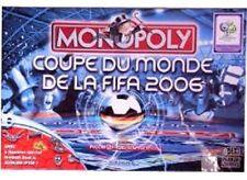 Jeu de société Monopoly Coupe du Monde de la Fifa 2006 - Pions en étain - Parker
