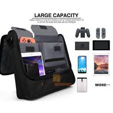Travel Messenger Shoulder Storage Bag for Nintendo Switch Console & Accessories