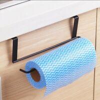 Kitchen Under Shelf Towel Cup Paper Hanger Rack Organizer Storage Shelf Holder C