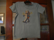 Joules robot T shirt 9 to 10 years height 140cm