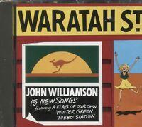 JOHN WILLIAMSON - WARATAH ST. - CD