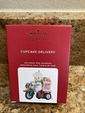 New Listing 2020 Hallmark Cupcake Delivery Limited Edition New Keepsake