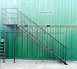 Refurbed 20ft Store/Office and Stair Kit - £7,100 + Vat