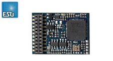 ESU 54615 pilote de locomotive LokPilot Décodeur V4.0 DCC avec interface 21MTC.