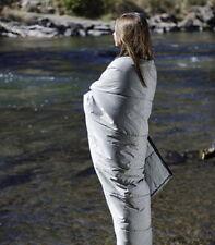 Car Camping Quilt Sleeping Bag Portland Woolen Mills Wool USA Durable 28x90