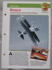 Aircraft of the World Card 16 , Group 15 - Christen Eagle