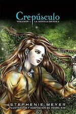 Crepúsculo Vol 1 la novela grafica  Stephenie Meyer 2010 Paperback spanish book