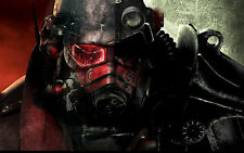 Poster A3 Fallout New Vegas 01