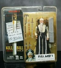 Kill Bill Vol 2 Pai Mei Action Figure by Neca Reel Toys