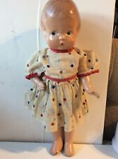 Vintage] Composition PATSY Doll 13 1/2 Inch C1930s