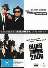 NEW The Blues Brothers / Blues Brothers 2000 DVD Free Shipping