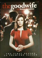 The Good Wife: The First Season (DVD, English/French) w/slip cover