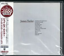 James Taylor Greatest Hits Japan CD w/obi WPCR-13031