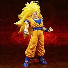 X-PLUS Gigantic Series Dragon Ball Z Super Saiyan 3 Son Goku Figure Limited USED