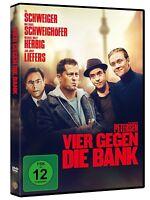 """Vier gegen die Bank (NEU/OVP) Til Schweiger, Matthias Schweighöfer, Michael """"Bul"""