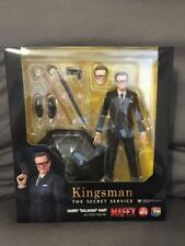 "Kingsman: The Secret Service Harry ""Galahad"" Hart MAFEX Figure New!"